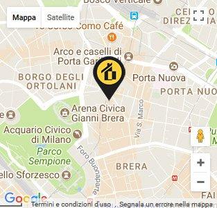 Mappa-Milano