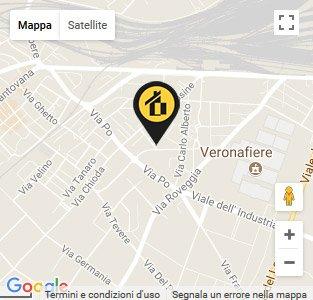 Mappa-Verona